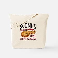 Scones Tote Bag