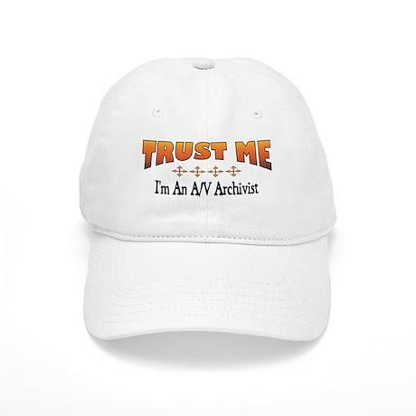 Trust A/V Archivist Cap