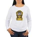 Minnesota State Patrol Women's Long Sleeve T-Shirt