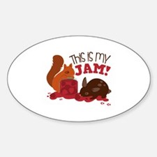 My Jam! Decal