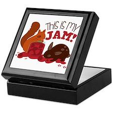 My Jam! Keepsake Box