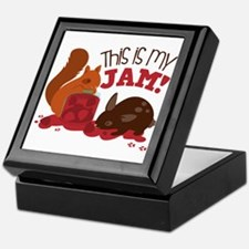 My Jam! Keepsake Box