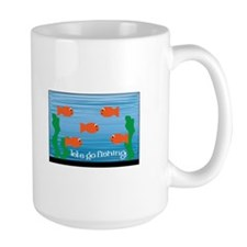 Lets Go Fishing Mugs