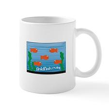 Goldfish Rule Mugs