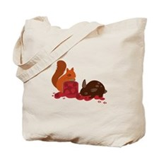 Eating Animals Tote Bag