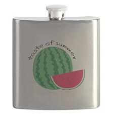 Taste Of Summer Flask