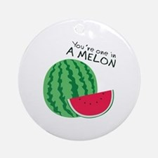 Watermelons Ornament (Round)