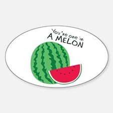 Watermelons Decal