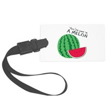 Watermelons Luggage Tag
