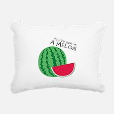 Watermelons Rectangular Canvas Pillow