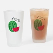 Watermelons Drinking Glass