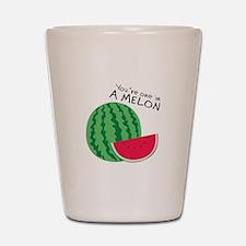 Watermelons Shot Glass