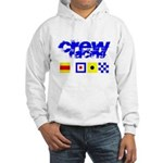 'Race 2 Win' in this Hooded Sweatshirt