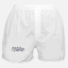 6 Harlequin Studs Boxer Shorts
