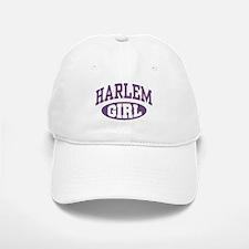 Harlem Girl Baseball Baseball Cap