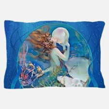 Clive Pearl Mermaid Pillow Case
