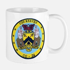 USS REEVES Mug