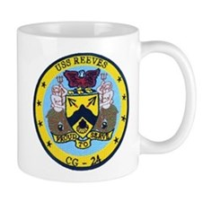 USS REEVES Mug