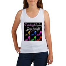 FIERCE PARALEGAL Women's Tank Top