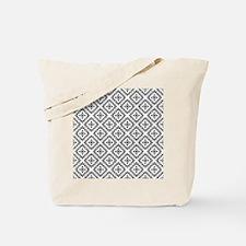 Floral Nouveau Deco Pattern Tote Bag