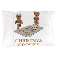 Christmas Cookies Pillow Case