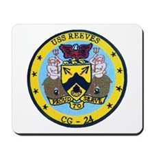 USS REEVES Mousepad