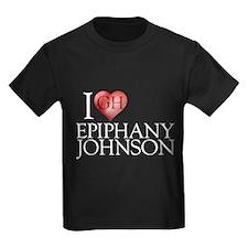 I Heart Epiphany Johnson T