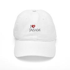 I Heart Jasam Baseball Cap