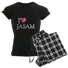 I Heart Jasam Pajamas