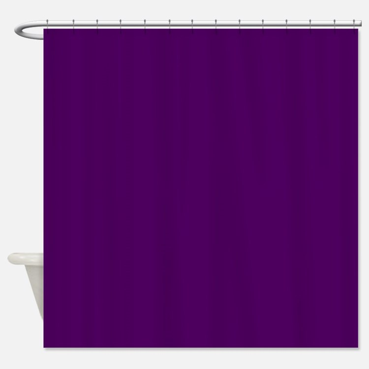 Aubergine shower curtains aubergine fabric shower curtain liner for Aubergine bathroom accessories