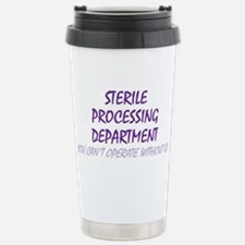Cute Sterile Travel Mug