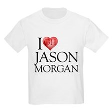 I Heart Jason Morgan T-Shirt