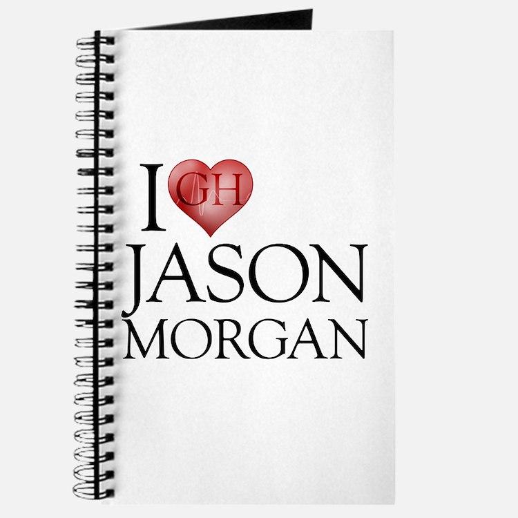 I Heart Jason Morgan Journal