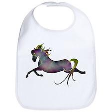 Cool Horse fantasy Bib