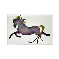 Cute Lusitano Rectangle Magnet