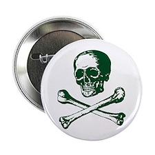 "Masonic Skull and Crossbones 2.25"" Button"