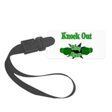 Knock Out Kidney Disease green.png Luggage Tag