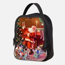The Night Before Christmas Neoprene Lunch Bag