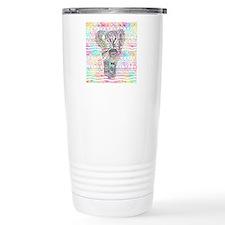 Unique Elephant Travel Mug