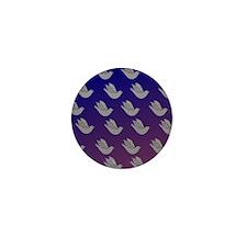 Decorative Doves Mini Button