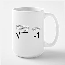 It's Complex Large Mug