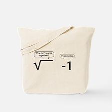 It's Complex Tote Bag