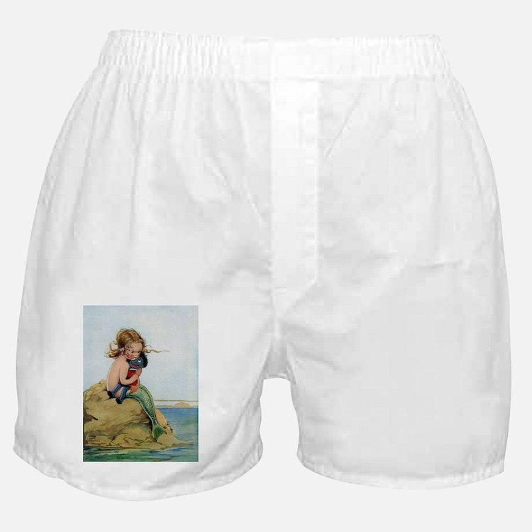 LITTLE MERMAID Boxer Shorts