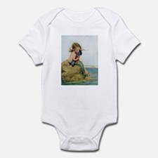 LITTLE MERMAID Infant Bodysuit