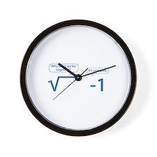 It's Complex Wall Clock