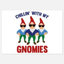 Chillin' With My Gnomies Invitations
