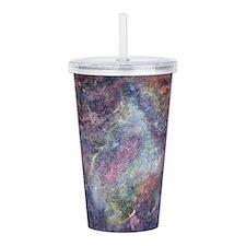 Nebula 1 Acrylic Double-wall Tumbler