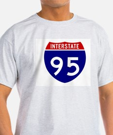 Funny Interstate 95 T-Shirt