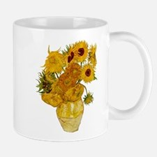 Vincent Van Gogh Sunflower Painting Mugs