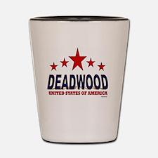 Deadwood U.S.A. Shot Glass